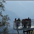 清境農場天空步道觀景平台