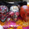 墨西哥歡度亡靈節
