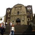 山頂最老的聖母教堂