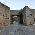 進入奧赫里德城門