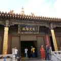 五台山是文殊菩薩的道場,各寺廟均以供奉文殊菩薩為主