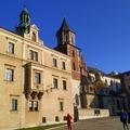 波蘭克拉科夫瓦維爾城堡