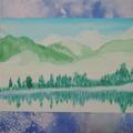 我的水彩畫簿