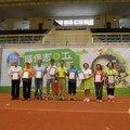 前溪社區環保志工參與環保局舉辦104年度環保志工知識趣味競賽活動