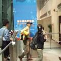 2011年11月參觀了台北棒球場改建的小巨蛋!